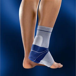 Bauerfeind AchilloTrain Pro Achilles Tendon Support   Size: 5, Titanium
