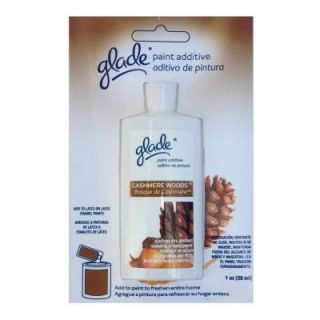 Glade 1 oz. Cashmere Woods Paint Fragrance Additive PACM12