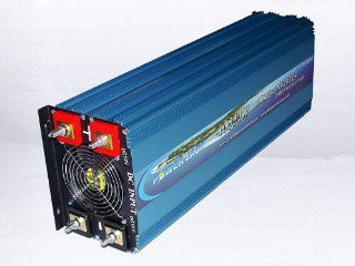 20000 Watt Peak 10000 Watt Modified Sine Wave Power Inverter 24 V Dc Input / 110 V 120 V Ac Output 60 Hz Frequency : Vehicle Power Inverters : MP3 Players & Accessories