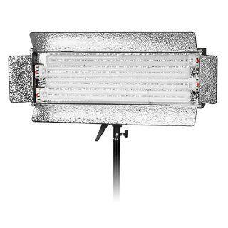 Fotodiox Pro Premium Grade FX 554 T Fixture, 2 Bank (4 Bulb) Fluorescent Light (FL) Fixture for Studio Photography and Video Production, Includes 4x 55w Osram Dulux L 954 Bulb with Color Temperature 5400K, Ra>90, LM4000/bulb  Video Projector Lamps  C