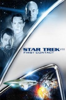 Star Trek VIII: First Contact: Patrick Stewart, Jonathan Frakes, Brent Spiner, LeVar Burton:  Instant Video