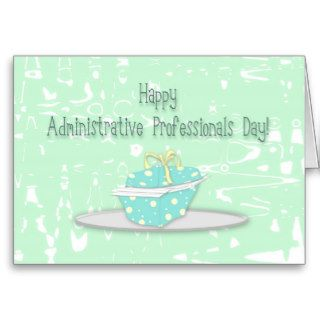 Happy Administrative Professionals Day Greeting Cards