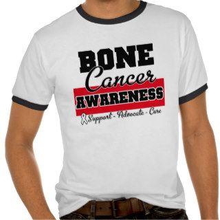 Bone Cancer Awareness Tshirts