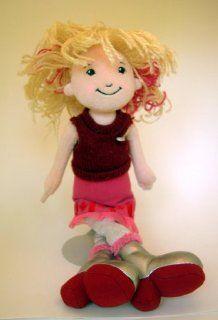 Groovy Girls Victoria Canada Plush Rag Doll Toys & Games