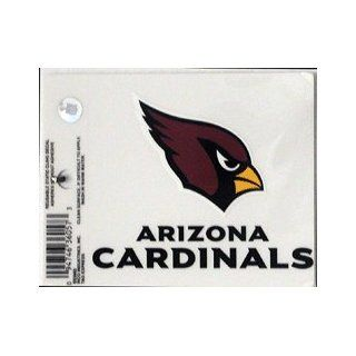 3x4 Nfl Static Cling Arizona Cardinals 3x4 Nfl Static Cling Nfl Fan National Football League American Game Decoration Accessories  Sports Fan Photographs  Sports & Outdoors