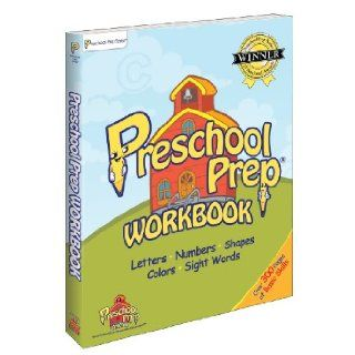 Preschool Prep Workbook (featuring all of the characters from Meet the Letters, Meet the Numbers, Meet the Shapes, Meet the Colors) Kathy Oxley, Sherwin Rosario, Nicholas Trujillo 0184582000372 Books