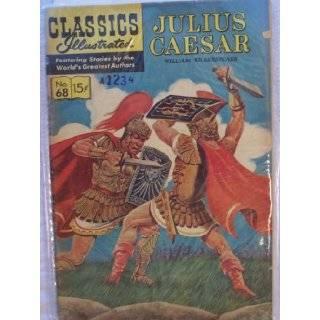 Julius Caesar Classics Illustrated No. 68 William Shakespeare  Books