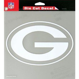 Green Bay Packers   Logo Cut Out Decal: Sports & Outdoors