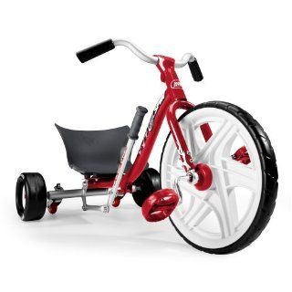Radio Flyer Tailspin Trike, Red Toys & Games