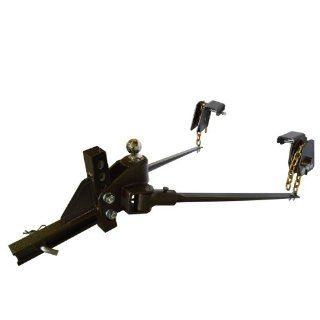 Blue Ox BXW1503 SWAYPRO Weight Distributing Hitch 1500lb Tongue Weight for Underslung Coupler with Clamp On Latches: Automotive