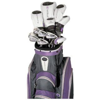 Adams Golf Speedline Super S Complete Set Graphite Right Hand Women's : Golf Club Complete Sets : Sports & Outdoors