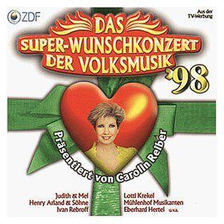 Judith & Mel, M�hlenhof Musikanten, Hansi Hinterseer, Uschi Bauer, Vreni & Rudi..: Music