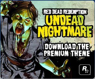 Red Dead Redemption   Undead Nightmare Theme [Online Game Code] Video Games