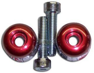 PR/YANA SHIKI CLIP ON BAR ENDS, YANA SHIKI Part Number: 621 0295R WPS, Stock photo   actual parts may vary.: Automotive