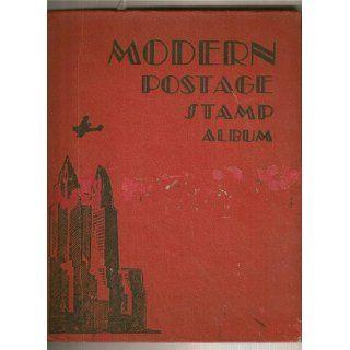 The Modern Postage Stamp Album Scott Publications, stamp illus throughout Books