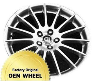 JAGUAR XJ,XJ8 18X8 15 SPOKE Factory Oem Wheel Rim  SILVER   Remanufactured: Automotive