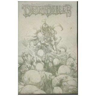 Frank Frazetta's Death Dealer #4  Shadows of Mirahan Part 4 (Image Comics) Joshua Ortega, Nat Jones, Jay Fotos Books