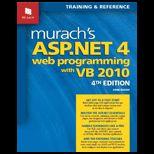 Murachs ASP.NET 4 Web Programming With Vb 10