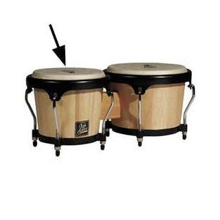 "Latin Percussion LPA663A 6 3/4"" Bongo Head for Caliente Small Bongo: Musical Instruments"