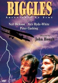 Biggles   Adventures in Time: Neil Dickson, Alex Hyde White, Fiona Hutchison, Peter Cushing, Marcus Gilbert, William Hootkins, Alan Polonsky, Francesca Gonshaw, Michael Siberry, James Saxon, Daniel Flynn, Roy Boyd, Samantha Bradshaw, Andrea Browne, David B