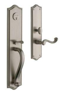 Baldwin Hardware 6963.150.LFD Bristol set Trim Front Door Handle