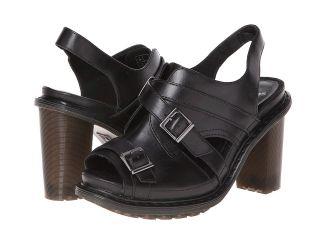 Dr. Martens Adita Bondage Sandal High Heels (Black)