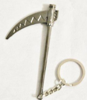 Soul Eater/naruto Weapon Keychain Scythe Keychain: Everything Else