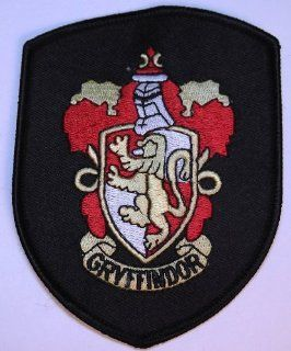HARRY POTTER House of GRYFFINDOR Robe Logo PATCH
