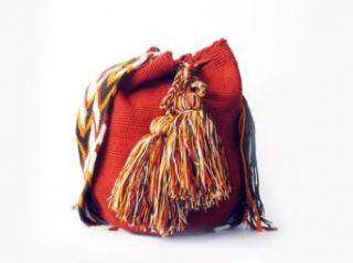 SeaSalt Wayuu Mochila Handmade Shoulder Bag WA 685 Cross Body Handbags Shoes