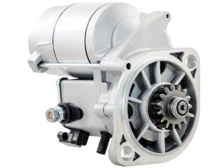 NEW STARTER MOTOR JOHN DEERE TRACTORS 650 670 855 856 YANMAR ENGINE 3T72 Automotive
