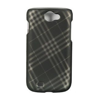 Smoke Checker Design Protector Case for Samsung Exhibit II 4G (SGH T679) T Mobile: Cell Phones & Accessories