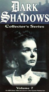 Dark Shadows Collector's Vol 7 [VHS]: Jonathan Frid, Grayson Hall, Alexandra Isles, Nancy Barrett, Joan Bennett, Louis Edmonds, Kathryn Leigh Scott, David Selby, David Henesy, Lara Parker, Thayer David, John Karlen, Dan Curtis: Movies & TV