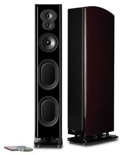 Polk Audio LSiM 707 Loudspeaker (Midnight Mahogany, Each) Electronics