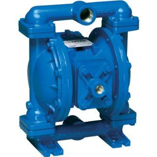 Sandpiper Air Operated Double Diaphragm Pump   1in. Inlet, 45 GPM, Aluminum/B  Portable Power Water Pumps