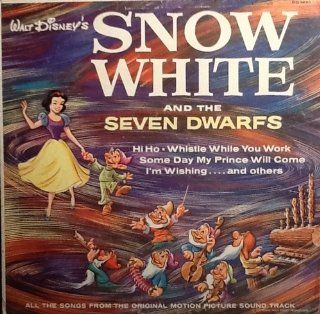 Walt Disney's Snow White and the Seven Dwarfs Music