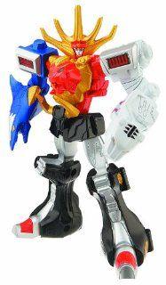 Power Rangers Super Megaforce   Wild Force Megazord Action Figure: Toys & Games