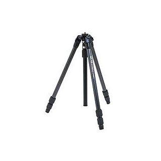 "Slik 713 Carbon Fiber Tripod Legs, Maximum Height 65.5"", Supports 9.9 lb  Camera & Photo"