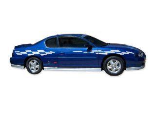 2000 2001 2002 2003 Monte Carlo SS Super Sport Decals Stripes Kit 2004 2005 2006   BLACK Automotive