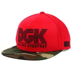 DGK All Day City Snapback Cap