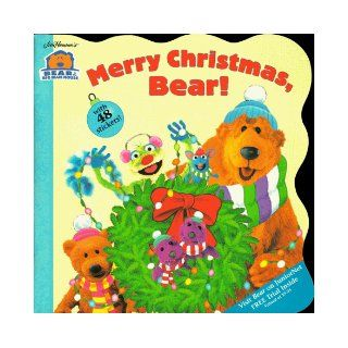 merry christmas bear bear in the big blue house paperback simon schuster - Bear Inthe Big Blue House Christmas