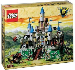 LEGO Knights Kingdom Set #6098 King Leo's Castle Toys & Games
