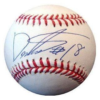 Daisuke Matsuzaka Autographed Baseball Red Sox Dice K   Autographed Baseballs: Sports Collectibles