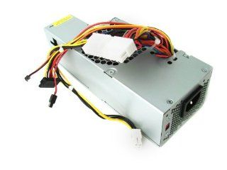 Genuine Dell 275w Power Supply For the Optiplex 740, 745, 755, Dimension 9200c, and XPS 210 Small Form Factor Systems SFF Dell part numbers RM117, PW124, FR619, WU142 Model numbers HP L2767FPI LF, DPS 275CB 1A, HP U2757F331 LF, PS 5271 3DF1 LE, H275P 01,