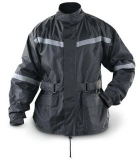 Ultimate Riding Rain Jacket, YELLOW, SM at  Men�s Clothing store