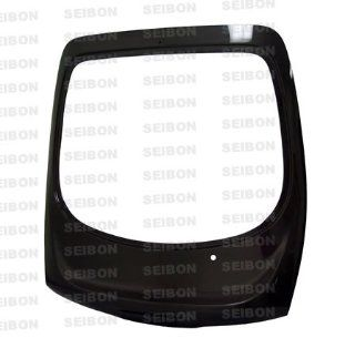 Seibon Carbon Fiber OEM Style Rear Hatch Toyota Supra 93 98: Automotive