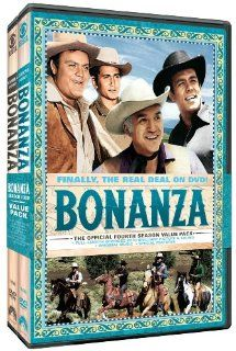 Bonanza Season 4 Lorne Greene, Michael Landon, Dan Blocker, Pernell Roberts, Bill Clark, Victor Sen Yung, William F. Claxton, Don McDougall, William Witney, Christian Nyby Movies & TV