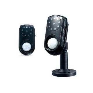 Wooku GSM Wireless Monitor Alarm Voice& Video Recording Body Sensor SMS/GPRS/MMS  Home Security Systems  Camera & Photo