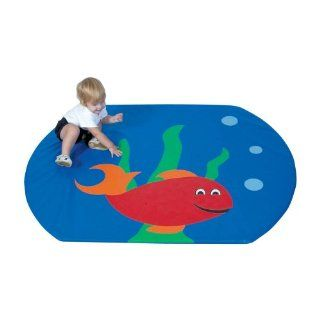 Fish Bowl Activity Mat  Early Development Playmats  Baby