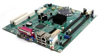 Genuine Dell Intel 945G Express Socket 775 Motherboard For Optiplex GX520 Desktop Systems Part Numbers UG982, RJ291 Computers & Accessories