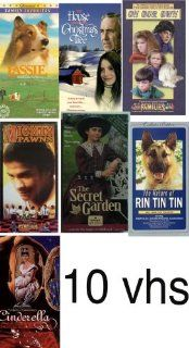 Lassie (1994) , The House Without A Christmas Tree , On Our Own, The Secret Garden, Cinderella,  the Little Princess Movies & TV